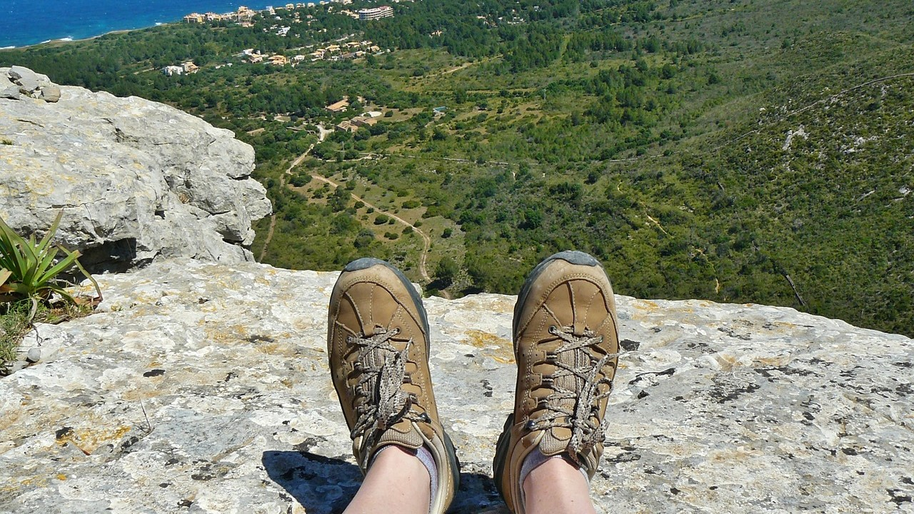 How to Prevent Heel Blisters and Foot Blisters While Backpacking and Hiking