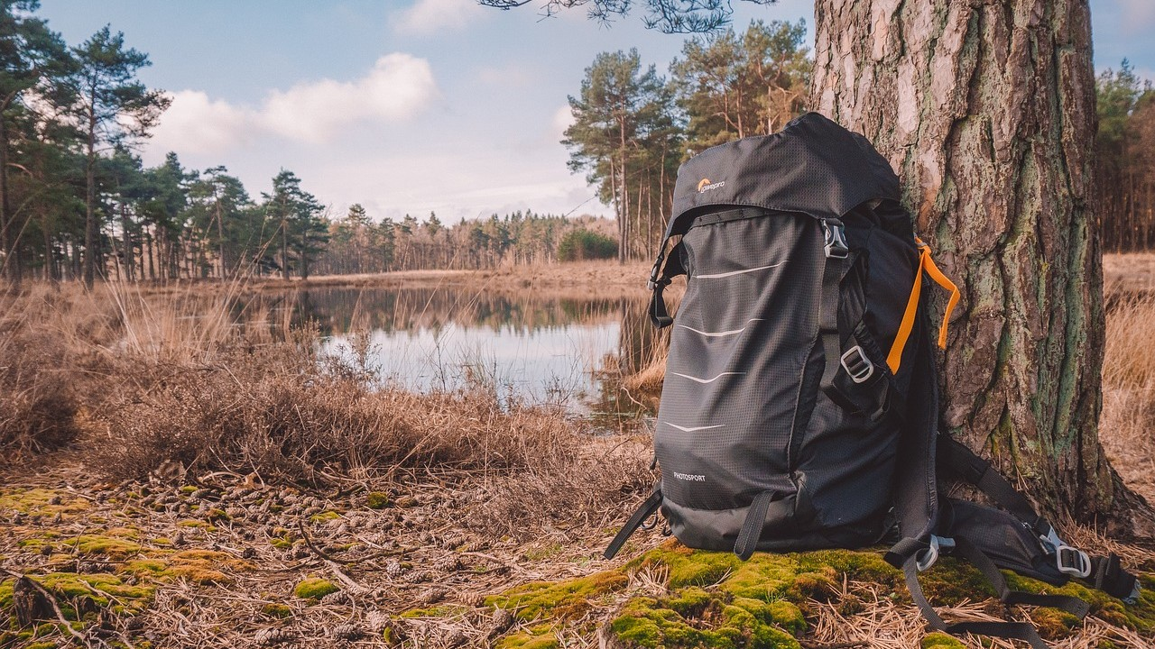 Backpacking Q&A: Where to put the Backpack
