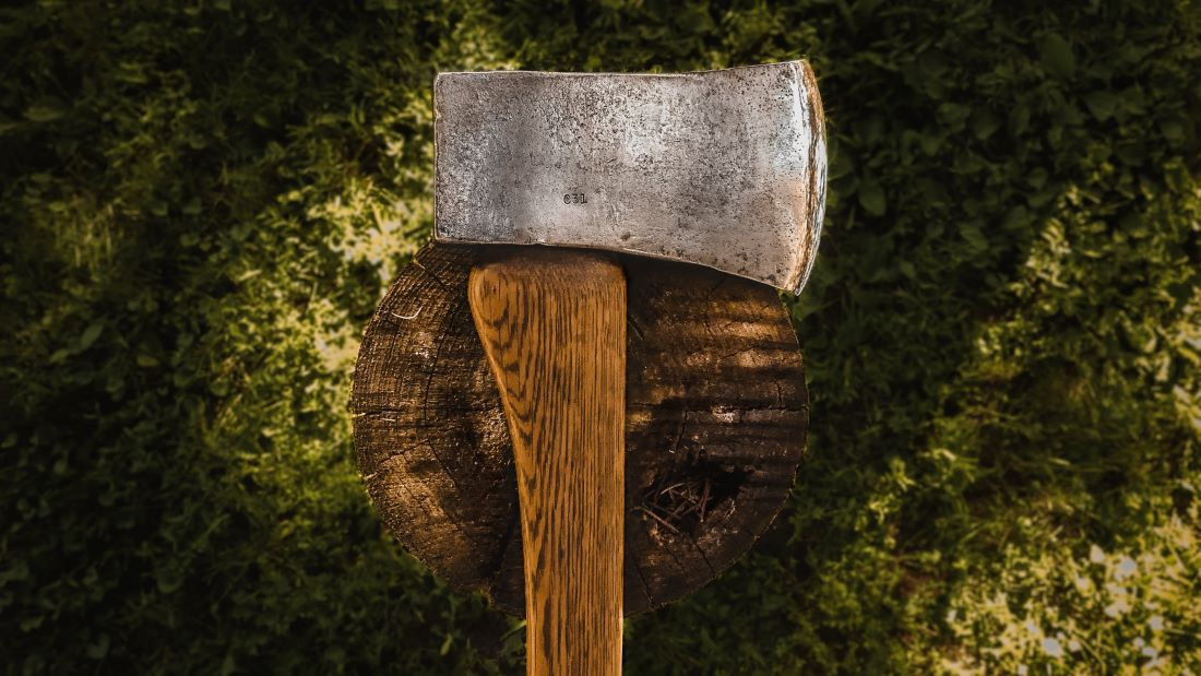 Best backpacking axe and hatchet